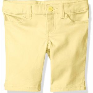French Toast Twill Girl Shorts